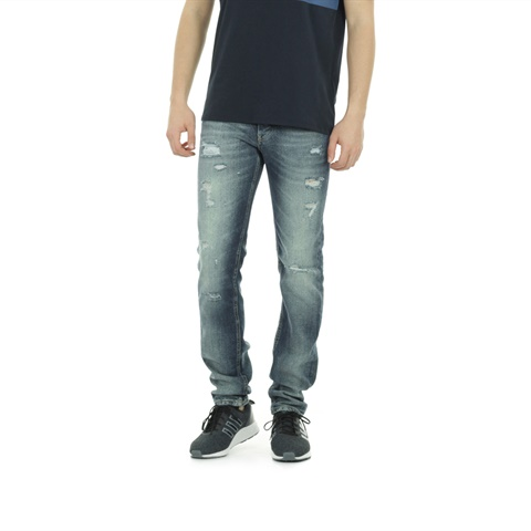 JEANS MILNE ROTTURE SUPERSLIM UOMO FIFTY FOUR