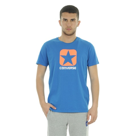 T-SHIRT LOGO COLOR UOMO CONVERSE