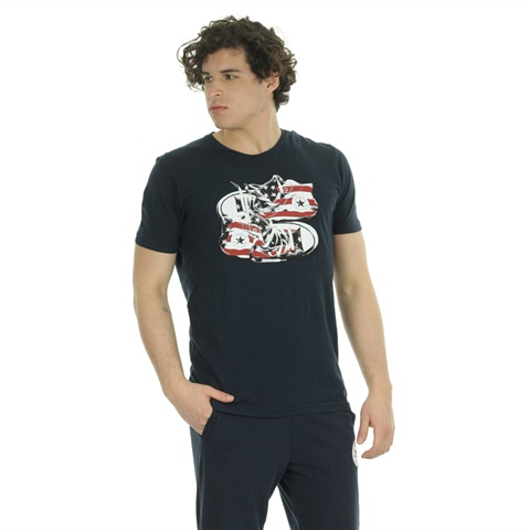 T-SHIRT GRAPHIC USA UOMO CONVERSE
