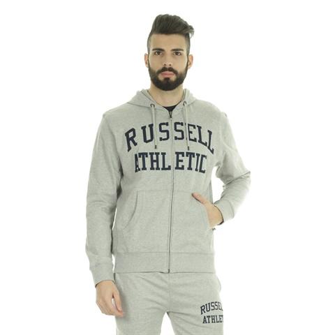 FELPA ARCH FULL ZIP UOMO RUSSELL