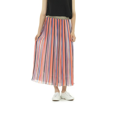 GONNA LUNGA MULTICOLOR DONNA ONLY