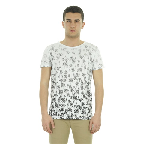 T-SHIRT FANTASIA PALME UOMO FIFTY FOUR