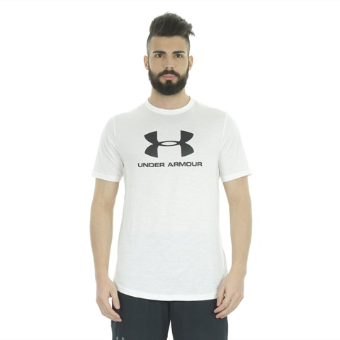 T-SHIRT UA SPORTSTYLE BRANDED UOMO UNDER ARMOUR
