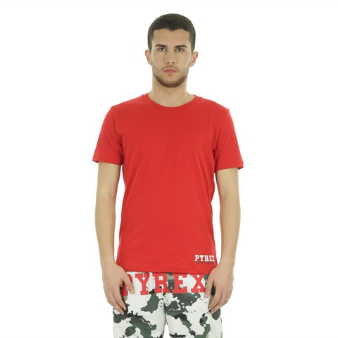 T-SHIRT BANDA POST UOMO PYREX