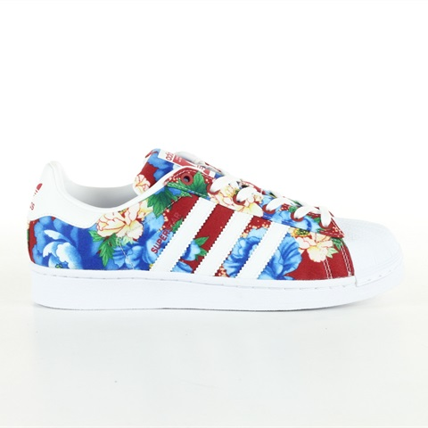 SCARPA SUPERSTAR FLOWER DONNA ADIDAS