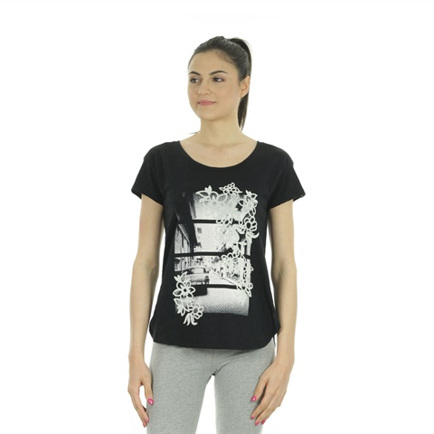 T-SHIRT SET GRAPHIC DONNA EVERLAST