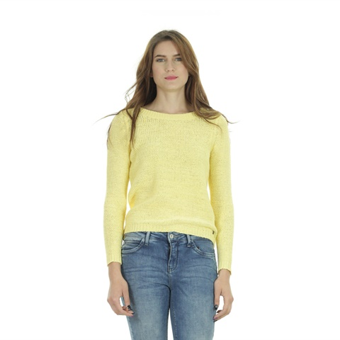 MAGLIONE GEENA GIRO DONNA ONLY