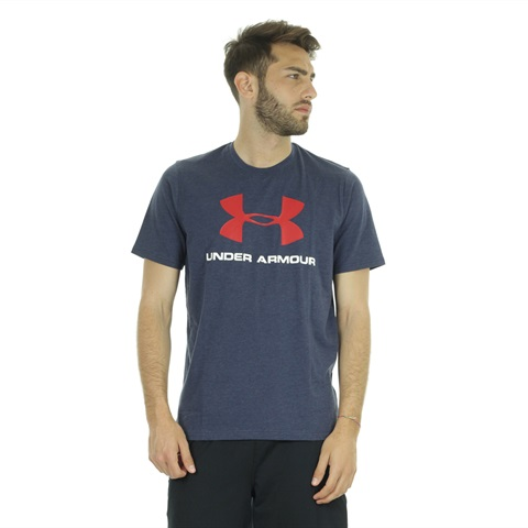 T-SHIRT SPORTSTYLE LOGO UOMO UNDER ARMOUR