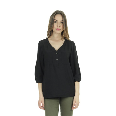 CAMICIA 3/4 LACE SOLID DONNA ONLY