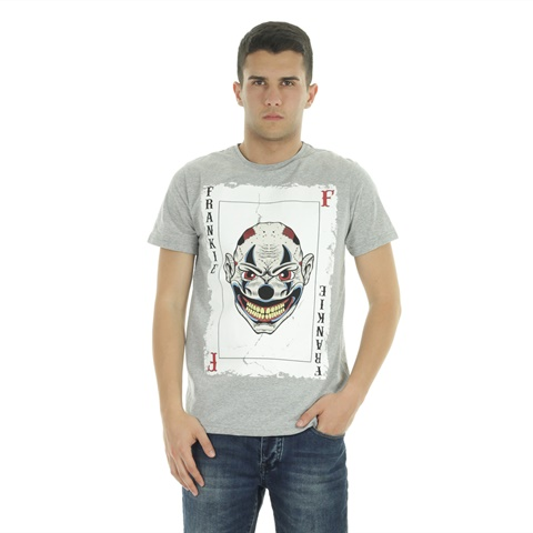 T-SHIRT GRAPHIC UOMO FRANKIE GARAGE