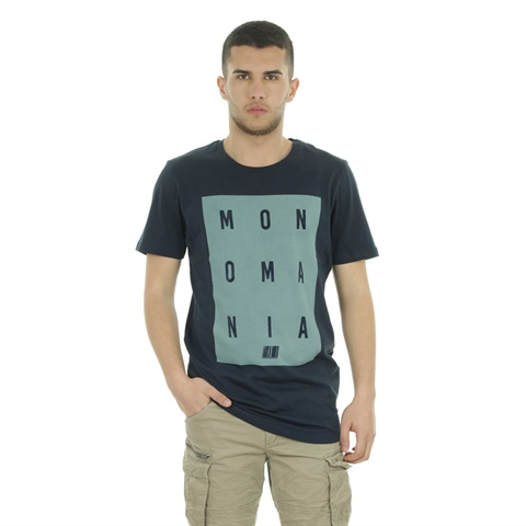 T-SHIRT LOGO UOMO JACK E JONES
