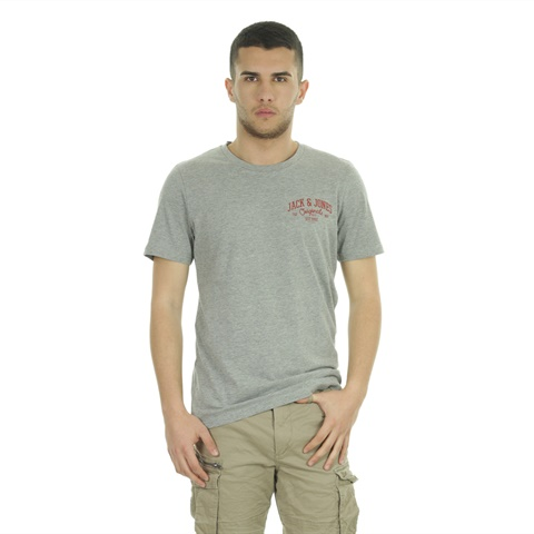 T-SHIRT STAMPA SMALL UOMO JACK E JONES