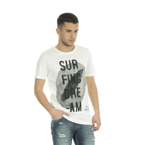 T-SHIRT STAMPA UOMO JACK E JONES