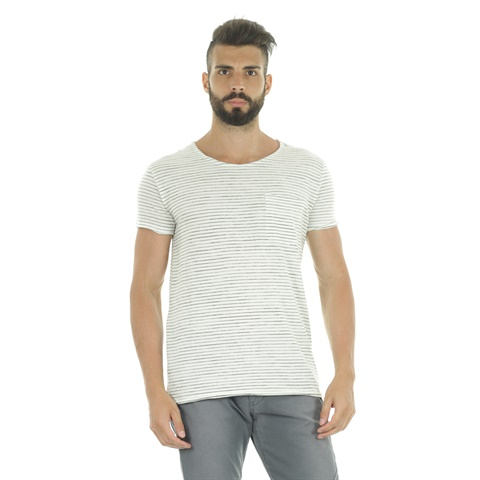 T-SHIRT RIGATA UOMO FIFTY FOUR