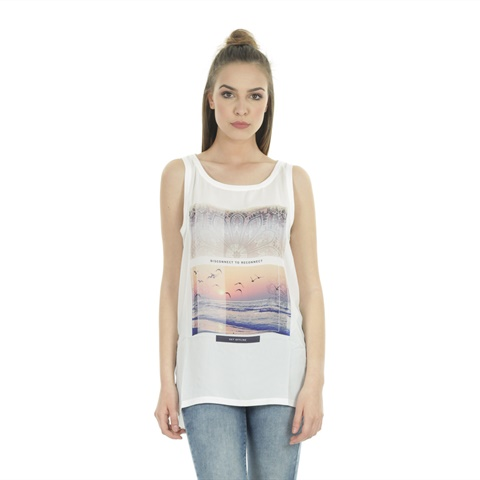 CANOTTA GRAPHIC DONNA ONLY