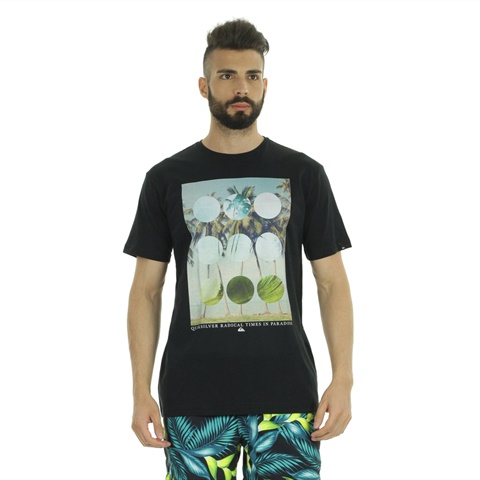 T-SHIRT LOST PARADISE UOMO QUIKSILVER