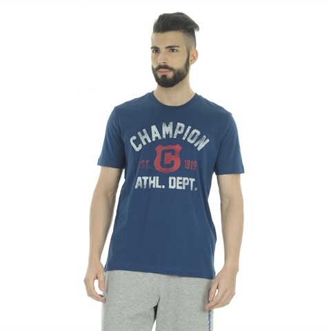 T-SHIRT ATHL DEPT UOMO CHAMPION