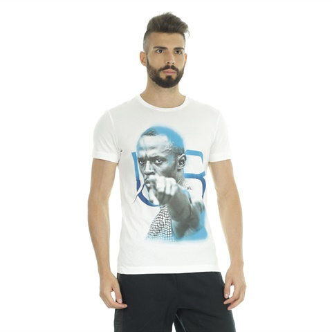 T-SHIRT GRAPHIC USAIN BOLT UOMO PUMA