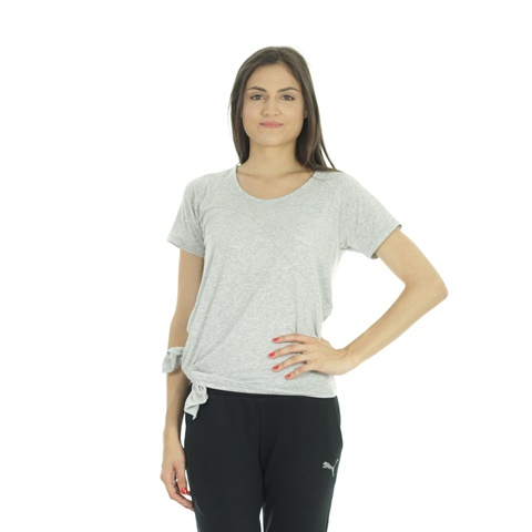 T-SHIRT EVOLUTION SIDE KNOT DONNA PUMA