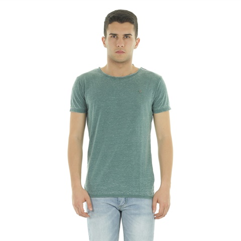 T-SHIRT DEVORE UOMO FIFTY FOUR