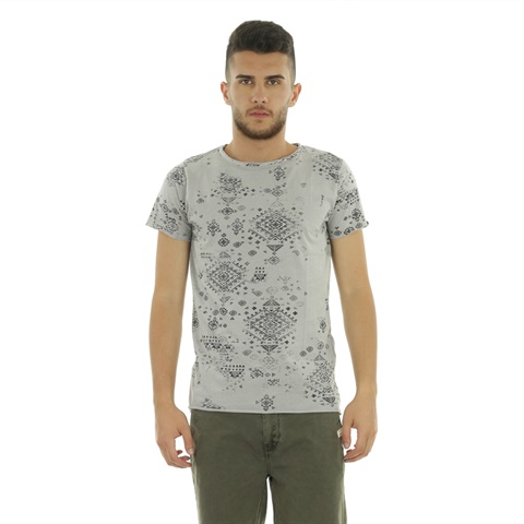 T-SHIRT MICRO FANTASIA UOMO FIFTY FOUR