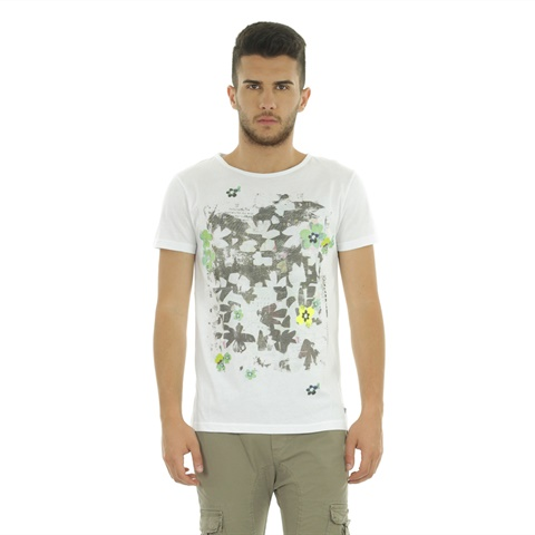 T-SHIRT STAMPA UOMO FIFTY FOUR