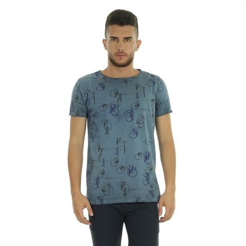T-SHIRT STAMPA BIBI UOMO FIFTY FOUR