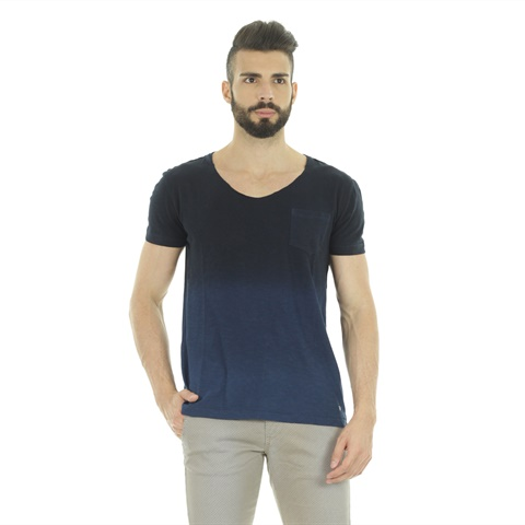 T-SHIRT SCOLLO V UOMO FIFTY FOUR