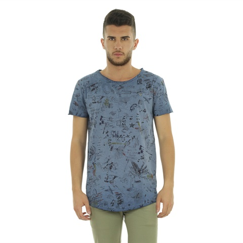 T-SHIRT FANTASIA UOMO FIFTY FOUR