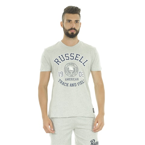 T-SHIRT GRAPHIC 1902 UOMO RUSSELL