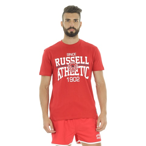 T-SHIRT ROSETTE UOMO RUSSELL