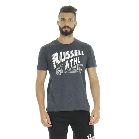 T-SHIRT GRAPHIC ATHL UOMO RUSSELL